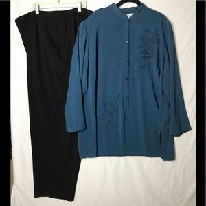 Maggie McNaughton Other - Maggie McNaughton_2Pc_Shirt 2X_Pant 22W